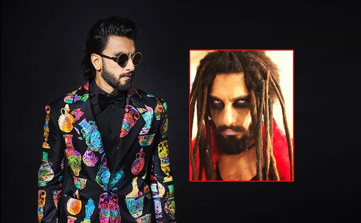 Ranveer Singh Shares His Post Quarantine Look & Takes His Quirky Side To The Next Level
