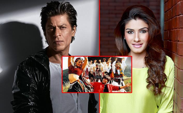 Raveena Tandon REVEALS The Real Reason Why She Turned Down Shah Rukh Khan's Iconic Chaiyya Chaiyya
