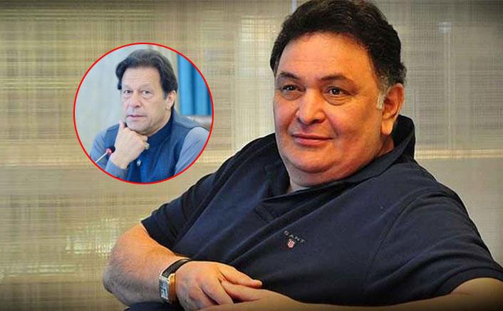 "Rishi Kapoor Asks Pakistan PM Imran Khan To Take Precautions Against Coronavirus, Says ""We Love You Guys"""
