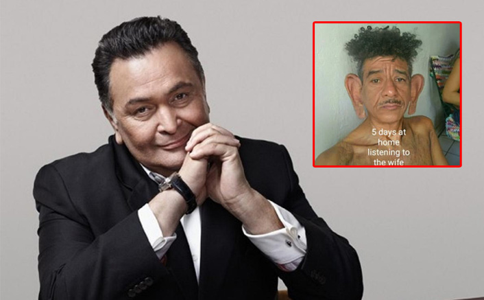 Rishi Kapoor Slammed By Netizens For His Sexist Joke On Coronavirus Lockdown!