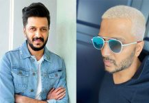Riteish Deshmukh's Blonde Look Gets A Thumbs Up From His Fans, Gets Tagged As 'Maharashtrian Chris Brown'