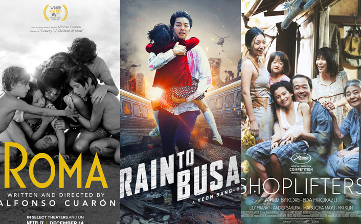 From Roma To Shoplifters - 5 Foreign Language Films For You To Watch On Netflix!