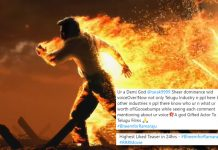 RRR: Ram Charan's Character Introduction As Alluri Sitarama Raju Backed With Jr.NTR's Voice Gets A Roaring Response From Netizens; See Tweets