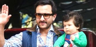 "Saif Ali Khan On Taimur Ali Khan Being Requested To Come On-Screen During An Interview: ""He's On The Potty"""