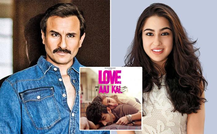 Here's What Saif Ali Khan Has To Say About The Debacle Of Daughter Sara Ali Khan's Love Aaj Kal