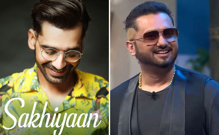 Sakhiyaan Fame Maninder FINALLY Gets To Live His Fan Moment With Yo Yo Honey Singh!