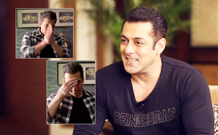 Salman Khan Goes Into Andaz Apna Apna Mode On Marking 30 Million Followers On Instagram