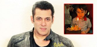 Salman Khan Celebrates Nephew Ahil's Fourth Birthday With Family At Panvel Farmhouse