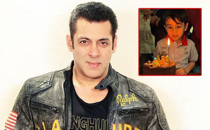 Salman Khan Celebrates Nephew Ahil's Fourth Birthday With Family At Panvel Farmhouse