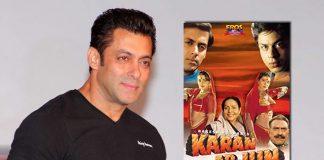Salman Khan: 'Karan Arjun' is a special film