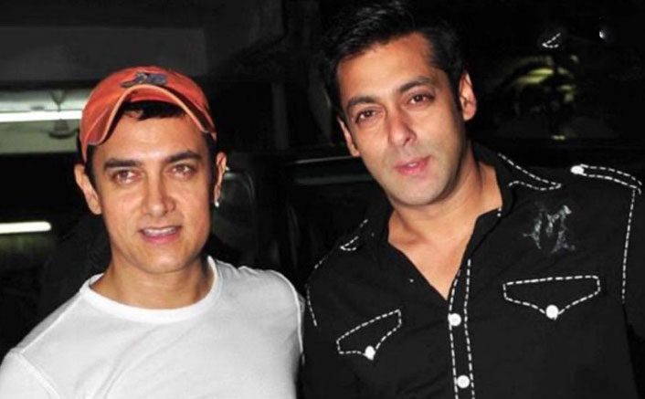 Salman Khan Shares An Adorable Throwback Picture With BFF Aamir Khan To Wish Him Happy Birthday