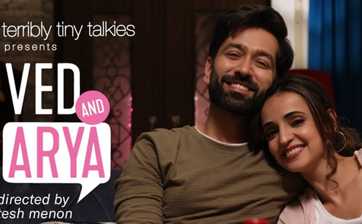 Sanaya Irani: 'Ved & Arya' is a special film for me