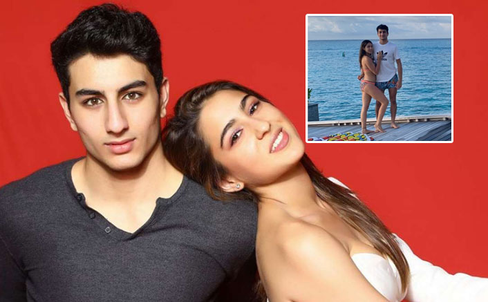 Sara Ali Khan Mercilessly Trolled For Bikini Pose Alongside Brother Ibrahim; Haters Target Her Over Being A Muslim