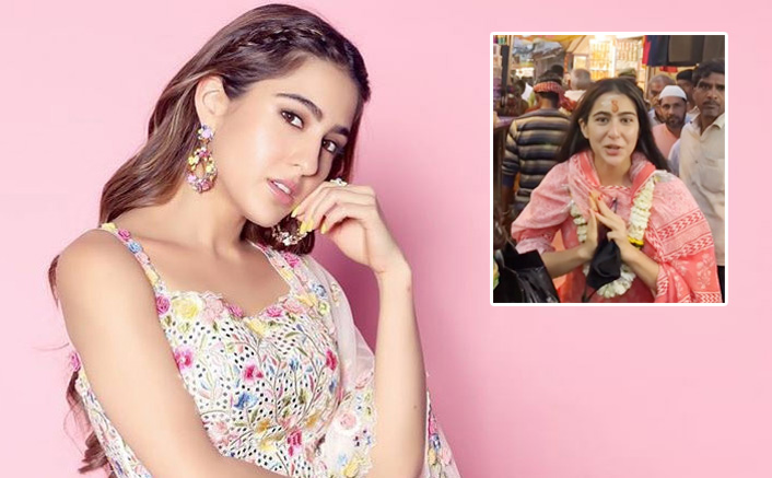 Sara Ali Khan Turns A Tour Guide In Varanasi & That's Exactly The Fun We Want During Our Vacations, WATCH