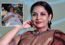 "Shabana Azmi On The Pics Of Her Near-Fatal Accident: ""It Was Kept Away From Me..."""