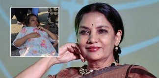 """Shabana Azmi On The Pics Of Her Near-Fatal Accident: """"It Was Kept Away From Me..."""""""
