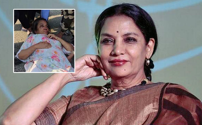"Shabana Azmi Opens Up About Pictures Of Her Near-Fatal Accident: ""It Was Kept Away From Me For The Longest Time"""