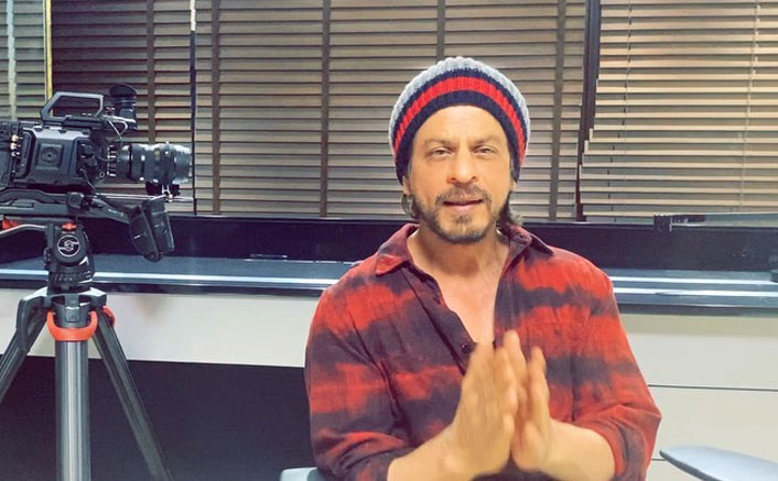 Shah Rukh Khan Urges People To Fight #WarAgainstVirus; Thanks Officials For Ensuring Public Safety, WATCH