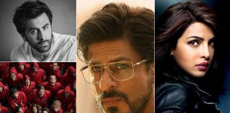 Money Heist In India - Shah Rukh Khan As Professor, Priyanka Chopra As Nairobi, Ranbir Kapoor As... If It Gets Remade, We Want To See These Actors In It!