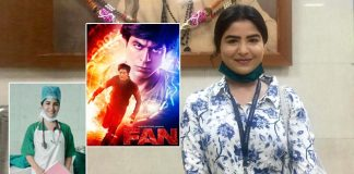 Shah Rukh Khan's Fan Co-Star Shikha Malhotra Is Serving As A Medical Nurse To Help The Country Fight COVID-19