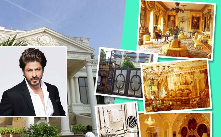 Shah Rukh Khan's Mannat In TOP 10 Most Expensive Homes In India; Its Price Will SHOCK You