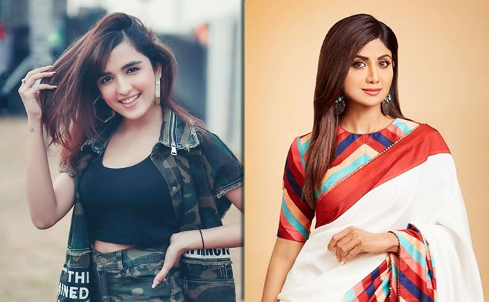 Here's What YouTube Sensation Shirley Setia Learned From Shilpa Shetty While Shooting For Nikamma
