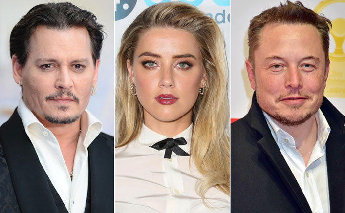 SHOCKING! Johnny Depp Alleges Amber Heard Of Cheating On Him With Elon Musk; Their Cozy Pics Leaked!