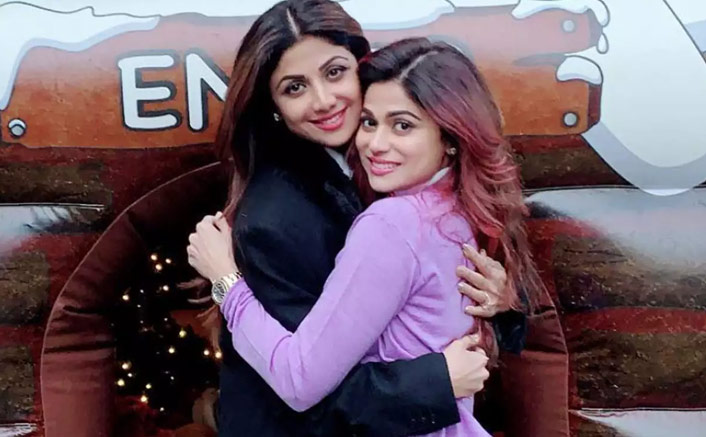 """SHOCKING! Shilpa Shetty Was Insecure Of Sister Shamity Shetty, Reveals """"When She Debuted, I Did Feel That Nobody Would Give Me Work"""""""