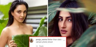 Shweta Tiwari's Daughter Palak's Leafy Pose Is Better Than Kiara Advani's Daboo Ratnani Shoot, Claim Fans; See Pics