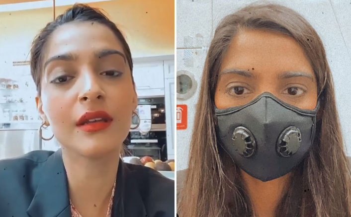 Sonam Kapoor & Anand Ahuja Fly Back To India To Be Quarantined Following Coronavirus Pandemic