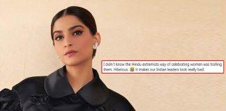 Sonam Kapoor Slams Trolls For Trolling Women On Twitter; Gets Trolled Again!