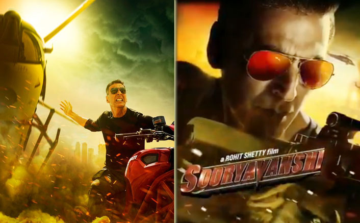 Sooryavanshi: Akshay Kumar Announced The Trailer Release With A Bang On Motion Poster!