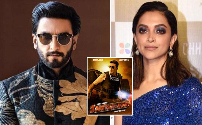 Sooryavanshi: Ranveer Singh Blames 'Townie' Deepika Padukone For Being Late For The Trailer Launch