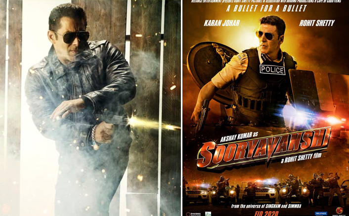 Sooryavanshi VS Radhe: This Might Be A GOOD News For Both Akshay Kumar & Salman Khan Fans