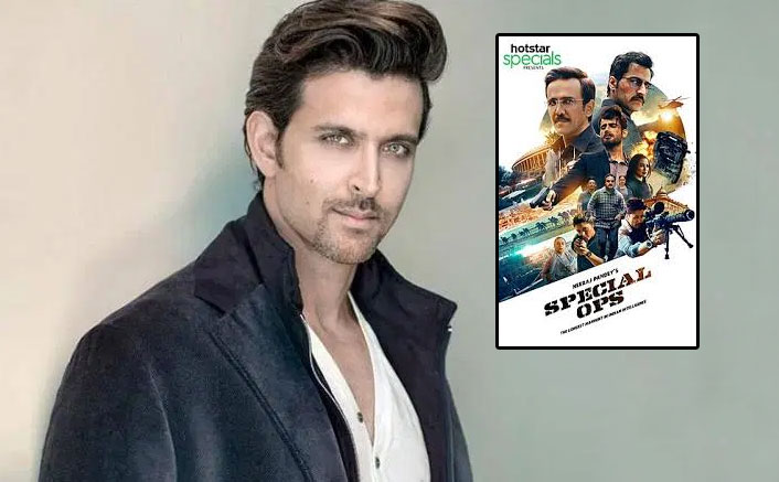Hrithik Roshan Reviews Neeraj Pandey's Special Ops, Calls It The One Of The BEST SHOWS He Has Ever Seen