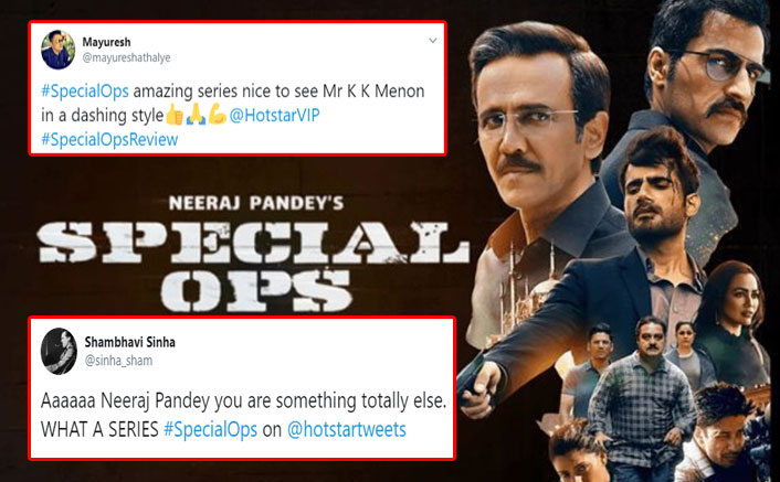 Special Ops Twitter Review: These Tweets Will Make You Watch The Neeraj Pandey Spy-Thriller Right Now