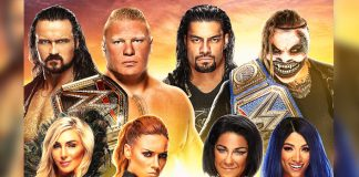 Subject: WHAT! WWE Wrestlemania 36 To Take Place Without A Live Audience Amid Coronavirus Epidemic