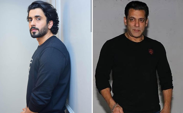 Sunny Singh reminisces the time when Salman Khan was all praise for his performance!