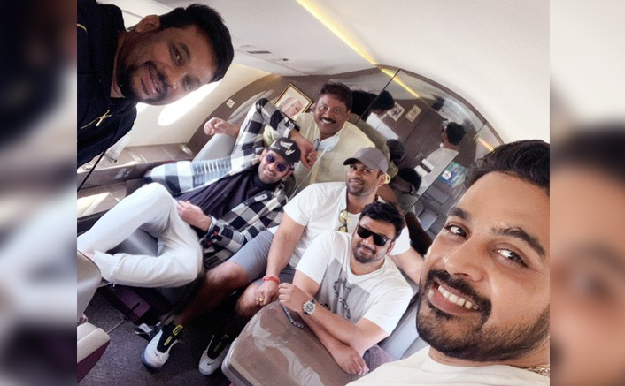 Prabhas Wraps Up Shoot Of Another Schedule Of His Upcoming #Prabhas20