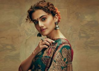 Taapsee Pannu's Saree Look Is Perfect For All The Ladies To Wear This Gudi Padwa!