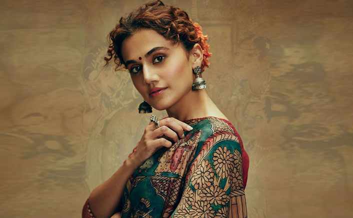 "Taapsee Pannu Has An Interesting Take On Constant Appreciation: ""Praise Can Go To Your Head, Though Mine Is…"""