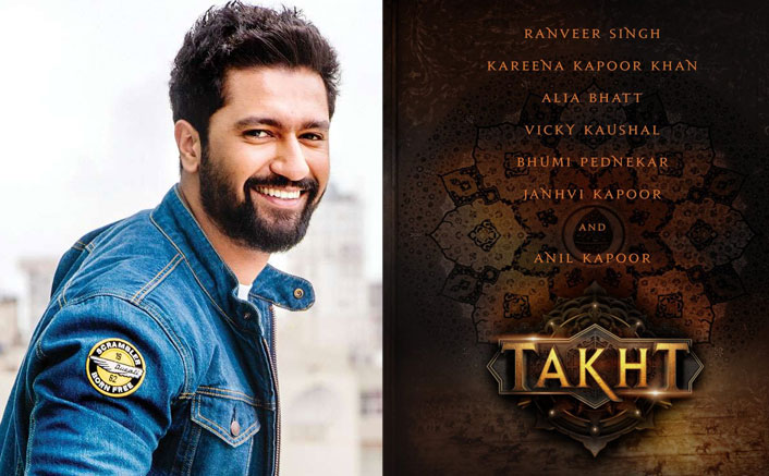 "Vicky Kaushal On Takht: ""It's A Completely Different World, I Used To Be Starstruck During Readings"""