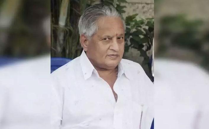 Tamil actor-director Visu dead