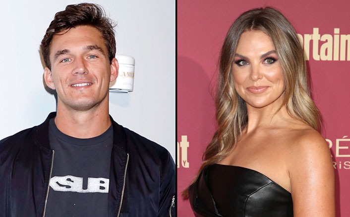 The Bachelor Fame Tyler Cameron Jokes About Getting Pregnant With Hannah Brown!