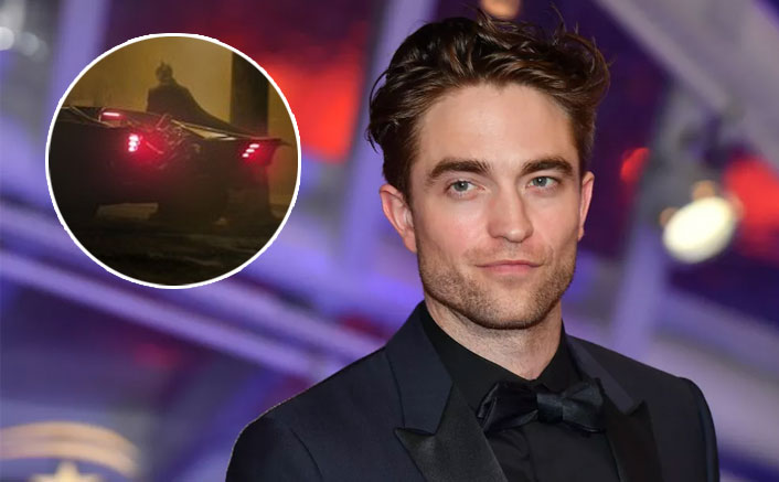 The Batman: Robert Pattinson's Batmobile's First Look OUT & It's Cool AF!