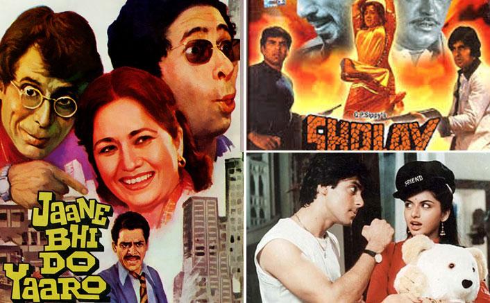 From Jaane Bhi Do Yaaro To Maine Pyar Kiya - A 21-Day Lockdown Isn't Enough To Binge Watch These Feel-Good Films