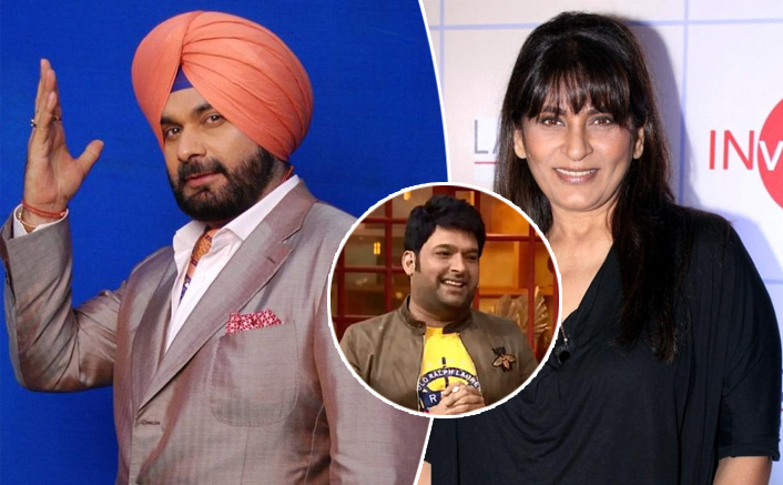 The Kapil Sharma Show: Another Dig At Archana Puran Singh Over Taking Navjot Singh Sidhu's Job!