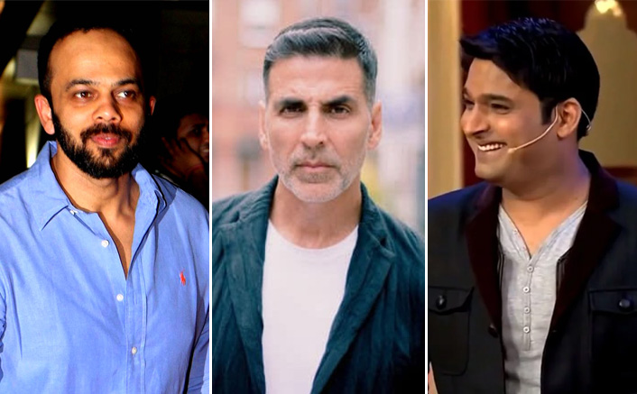 The Kapil Sharma Show: Kapil's Funny Dig At Akshay Kumar Over Multiple Releases In A Year Leaves Rohit Shetty In Splits Too