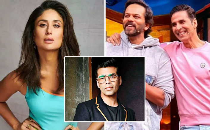 "The Kapil Sharma Show MASTI! ""Police Should Hire Kareena Kapoor Khan... She Has A Business Of CCTV"": Akshay Kumar, Rohit Shetty & Karan Johar"