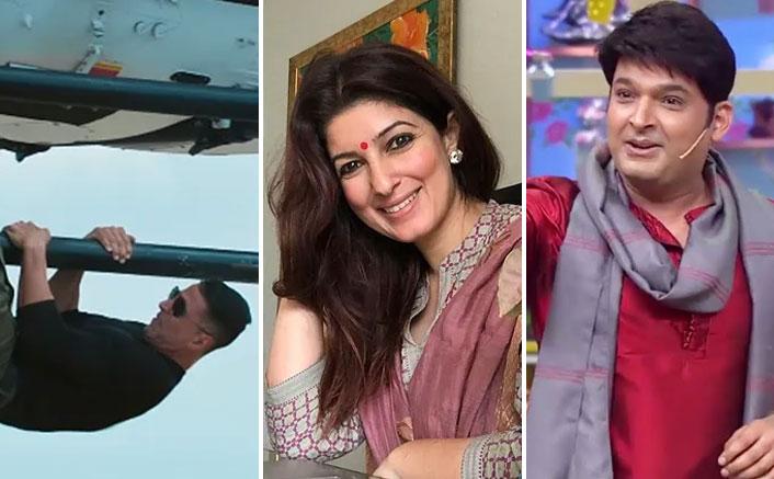 The Kapil Sharma Show: Twinkle Khanna's Reaction To Akshay Kumar's Sooryavanshi Stunts Will Leave You In Splits!